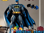 Batman Bedroom Hidden Objects